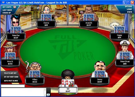 Free Pokergames